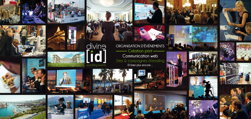 DIVINE ID - Event Agency