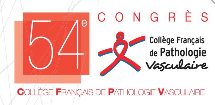 54ème Congrès Annuel Du Collège Français de Pathologie Vasculaire