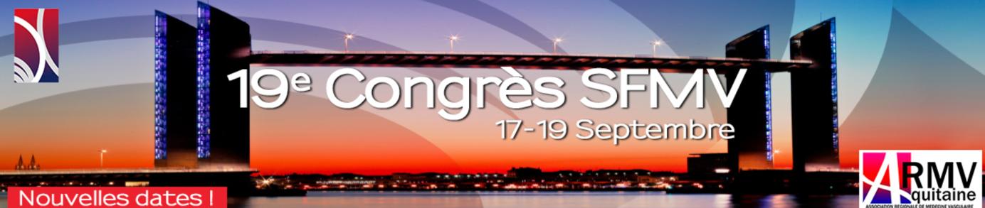 19ème Congrès Annuel de la Société Française de Médecine Vasculaire